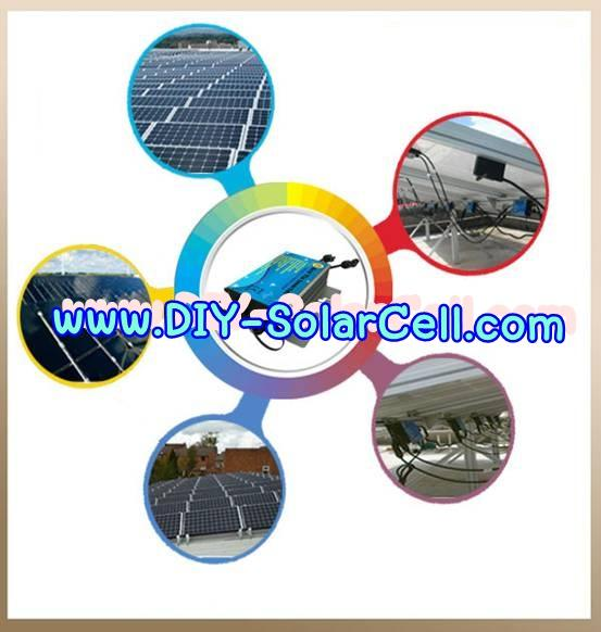 solar inverter 96v/230v,300W solar micro on grid inverter,micro power inverter 300w